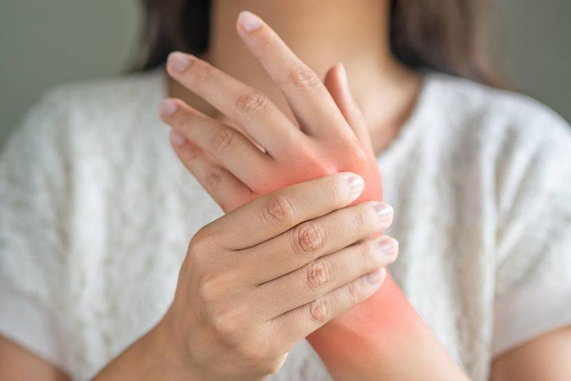 artroza reumatoidă a tratamentului simptomelor piciorului după o durere chirurgicală în articulația umărului