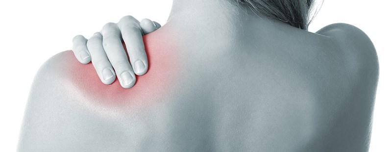 simptom doare articulația umărului