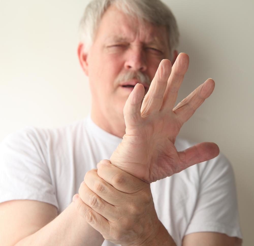 dureri articulare sub vârful degetului dureri articulare la început