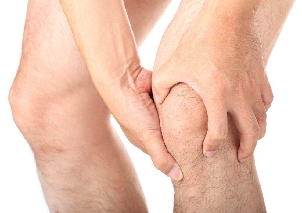 tratamentul unguent al articulației genunchiului faceți articulații rănite cu buc