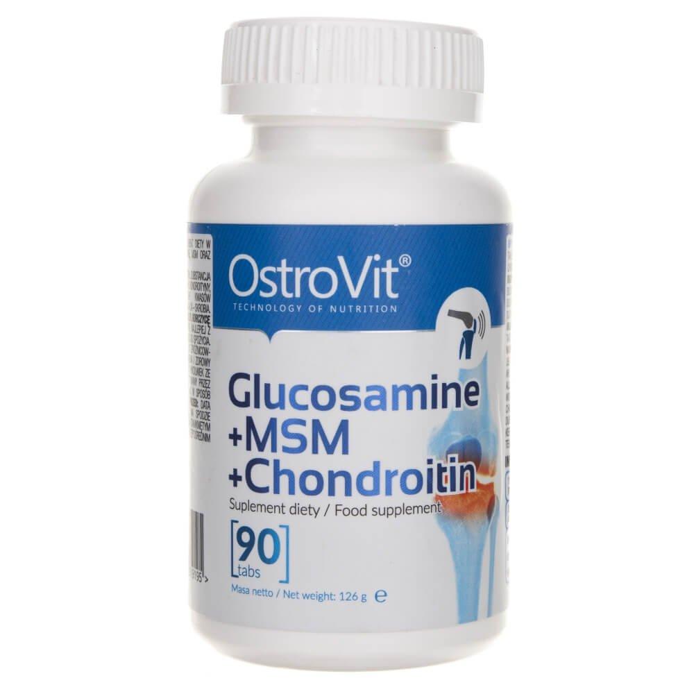 complex de glucozamină cu condroitină