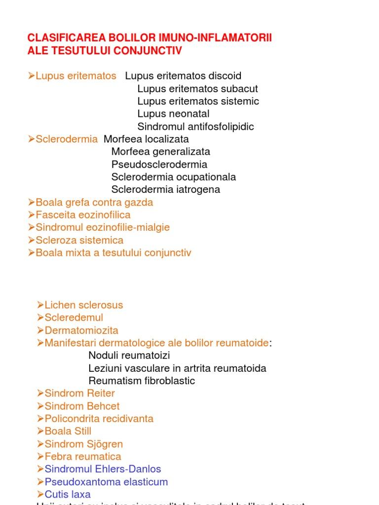 boli sistemice ale artritei reumatoide ale țesutului conjunctiv istoric medical de luxatie a genunchiului