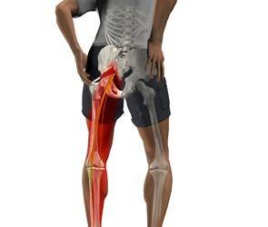 articulația pe piciorul drept doare