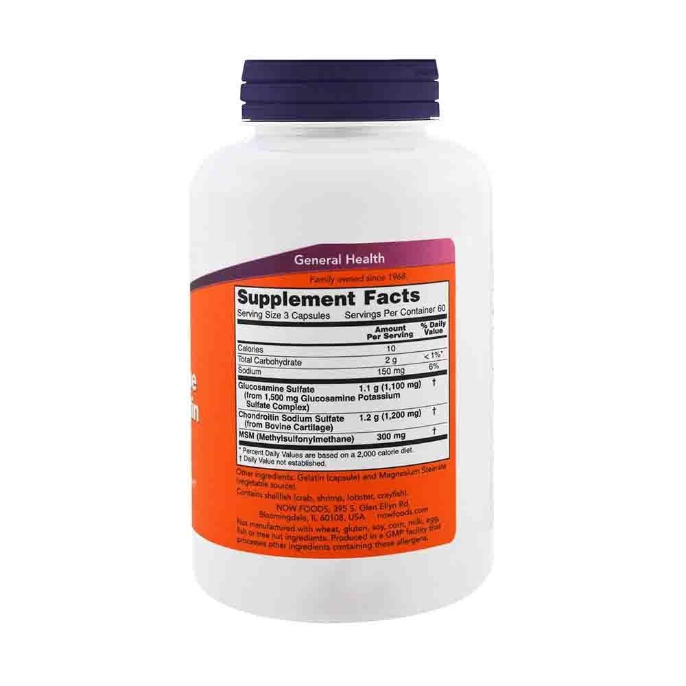 ce poate înlocui condroitina și glucozamina