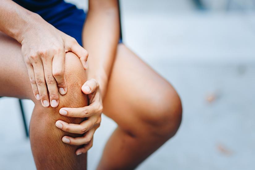 complicații după o leziune la genunchi starea articulațiilor cu artroza