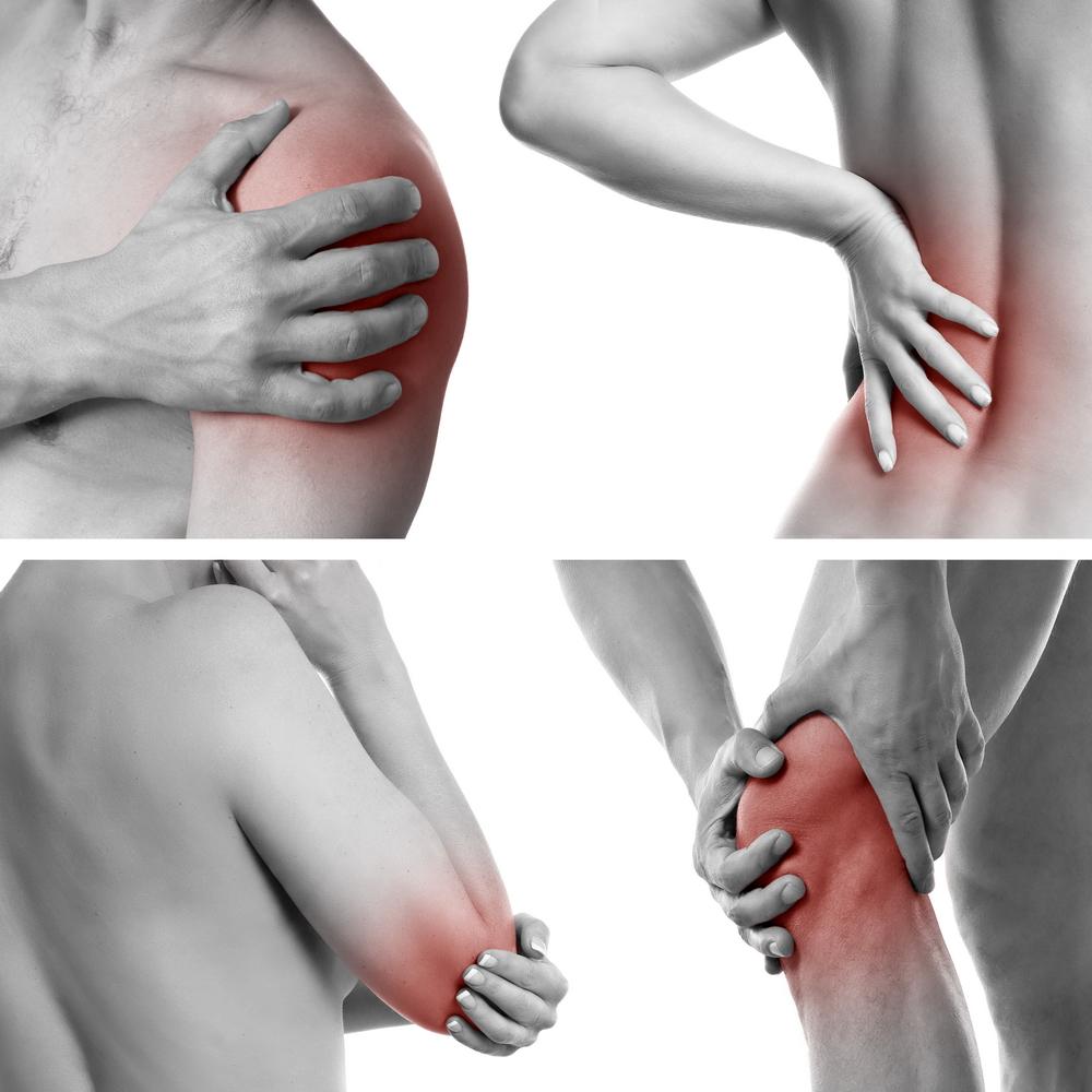 durere bruscă în toate articulațiile și mușchii