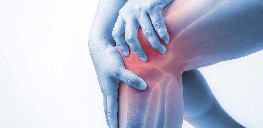 dureri ascuțite ale articulației genunchiului