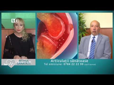 artroza articulației complete
