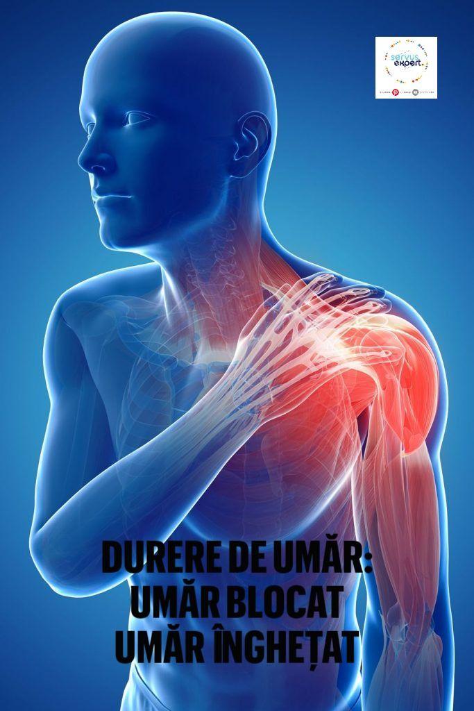 blocarea durerii de umăr dureri articulare cauzele șoldului și tratamentul