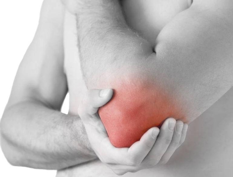 dureri articulare la cot după exercițiu