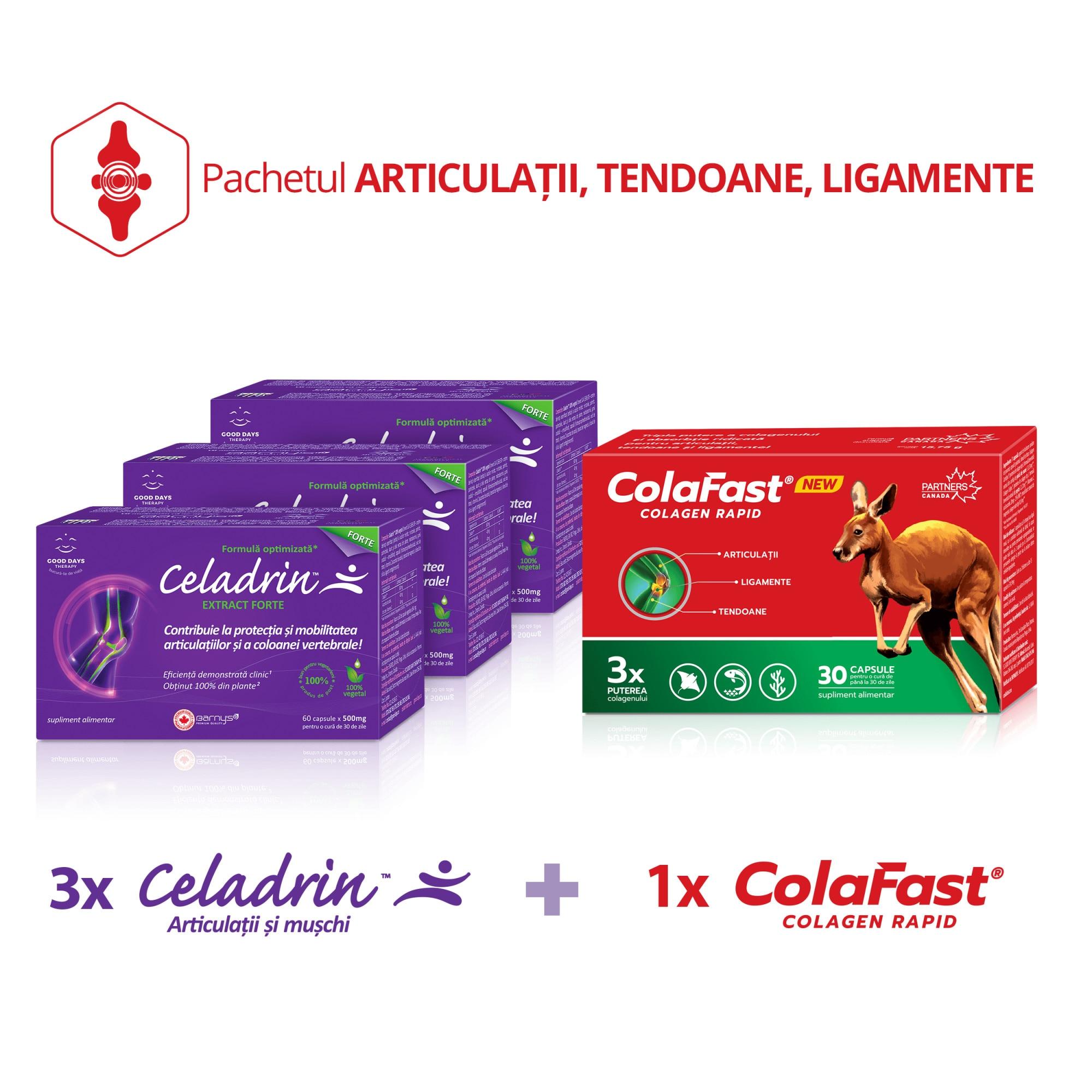 Produse pentru chondroprotectori pentru articulații și ligamente - Tablete și capsule