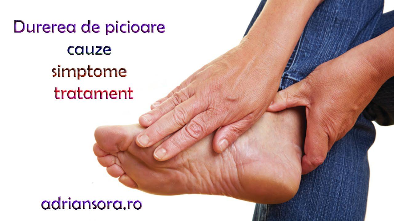 tratamentul durerii în articulațiile degetelor de la picioare