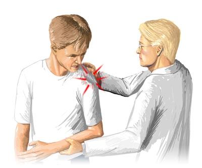 Durere în articulația umărului după somn. Păcatele umărului